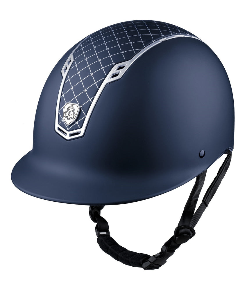 Navy Dressage Helmet