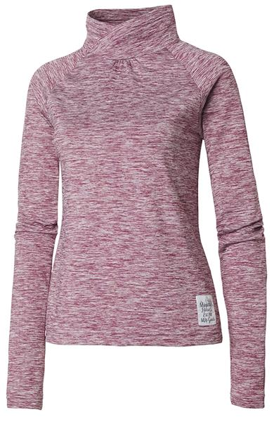 Ladies Long Sleeve Riding Top