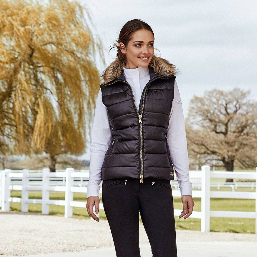 Ladies Body Warmer Cipoletti