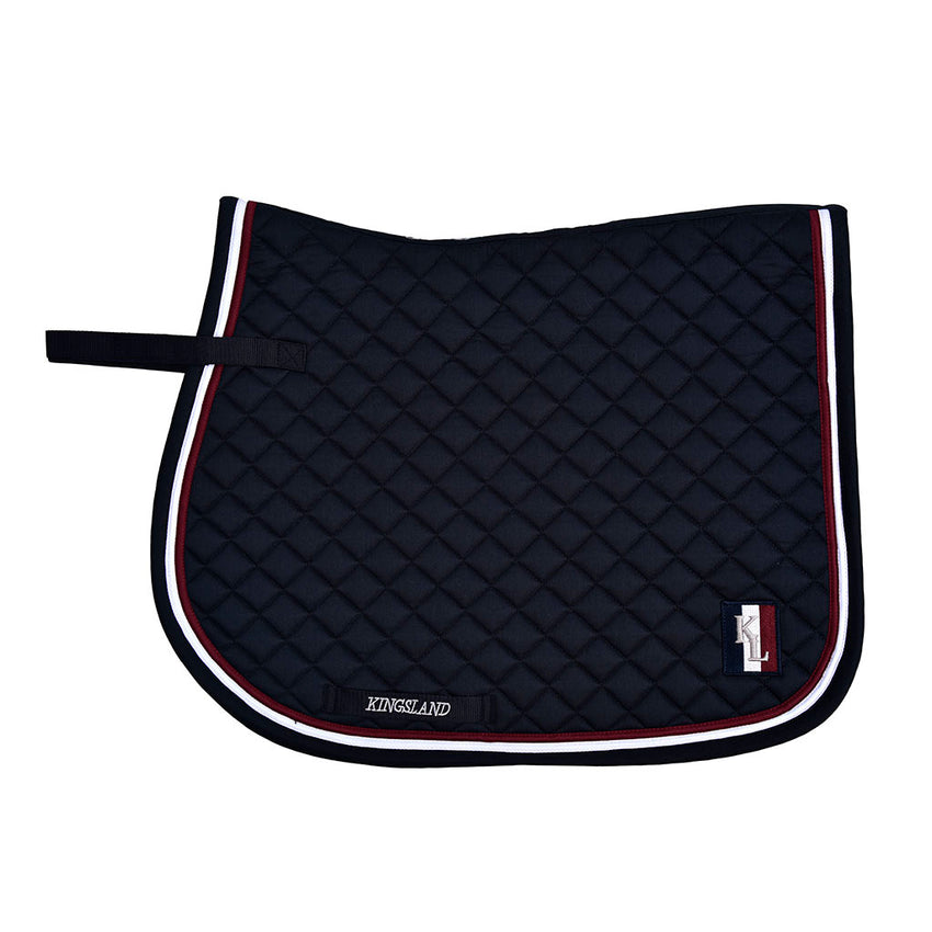 Kingsland Jumping Cut Saddle Pad