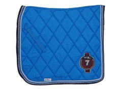Fair Play Saddle Blanket Lapis Dressage