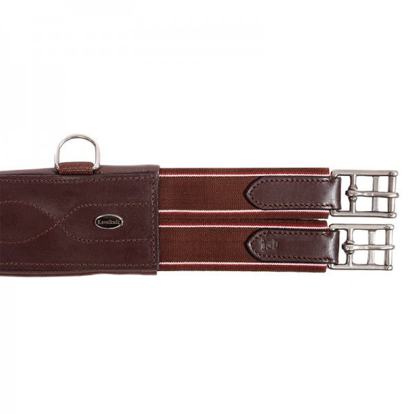 Leather Stud Guard Girth