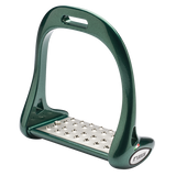 Lorenzini Green Stirrups