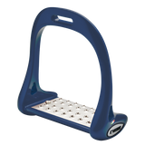Blue Jumping Stirrups