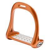 Orange Lorenzini Stirrups