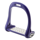 Purple Lorenzini Stirrups