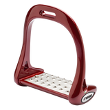 Red Lorenzini Stirrups