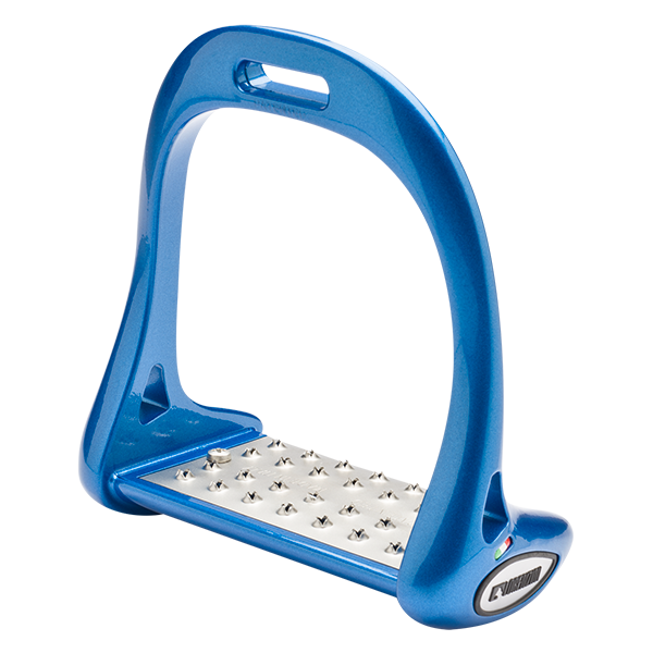 Royal Blue Stirrups from Lorenzini