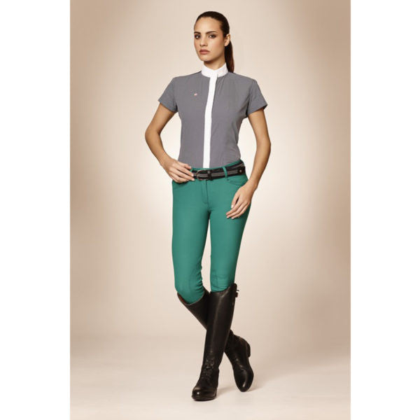 Manfredi Green Breeches