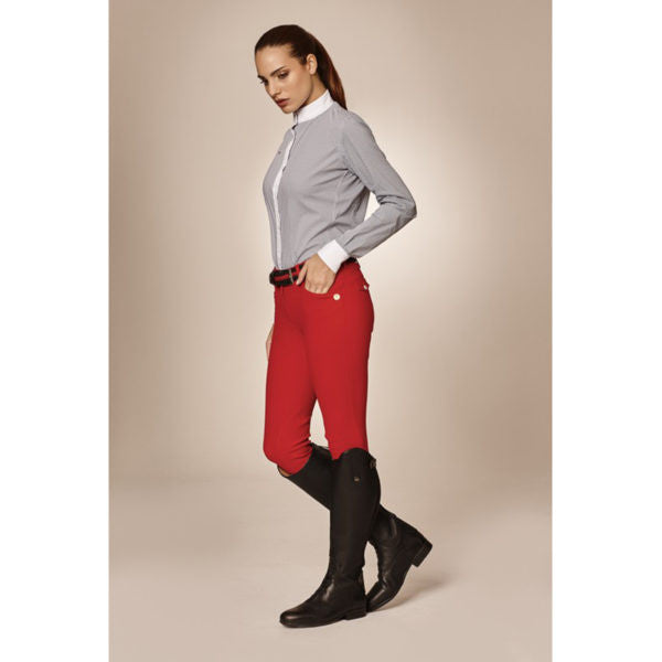 Manfredi Red Breeches