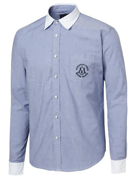 MH Competition Shirt Blue