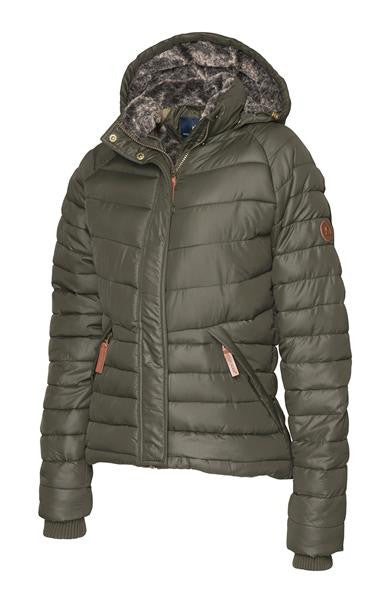 Mountain Horse Noble Jacket Dark Olive