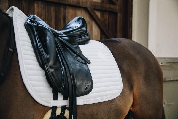 Saddle Pad Pearls Dressage