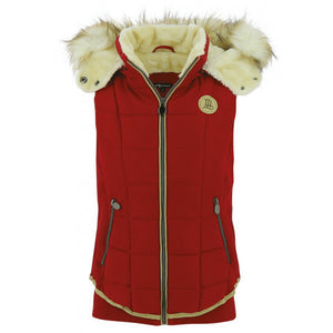 Red Riding Gillet