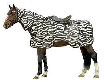 Ride on Fly Sheet Zebra