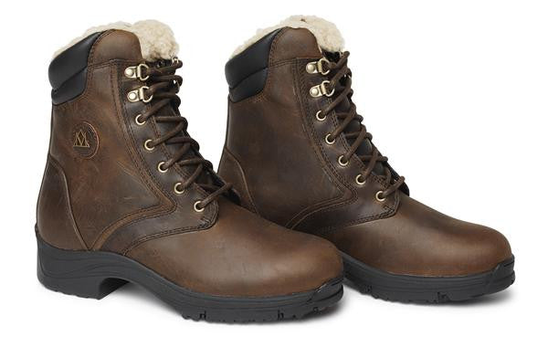 Mountain Horse Laced Winter Boots