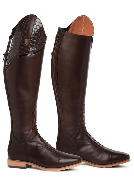 Brown Field Boots