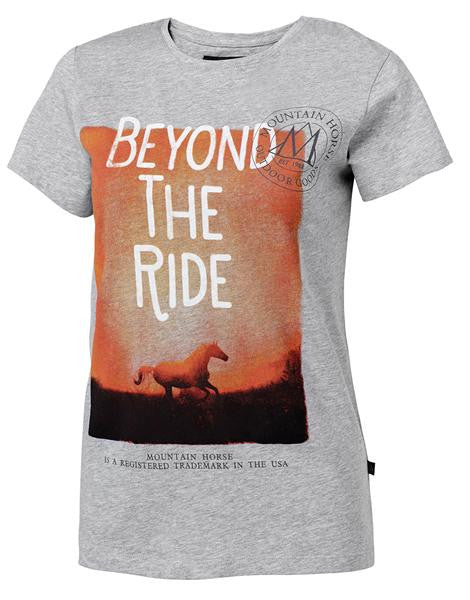 Bexond the Ride t-shirt