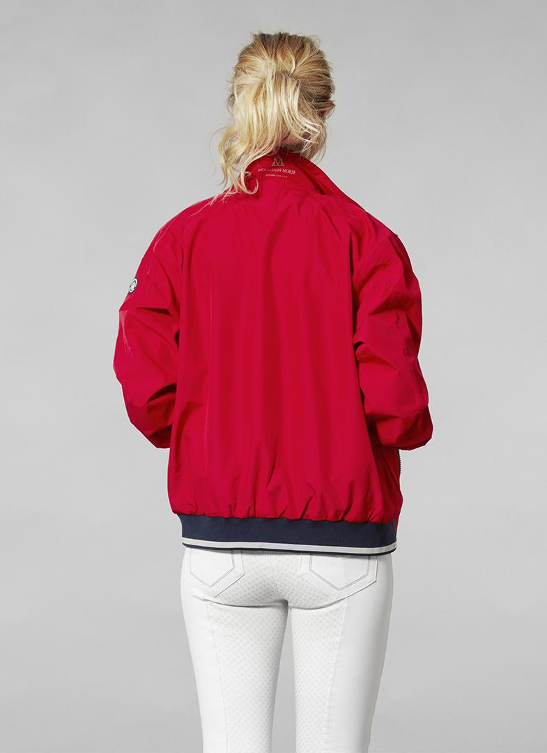 Equestrian Red Jacket