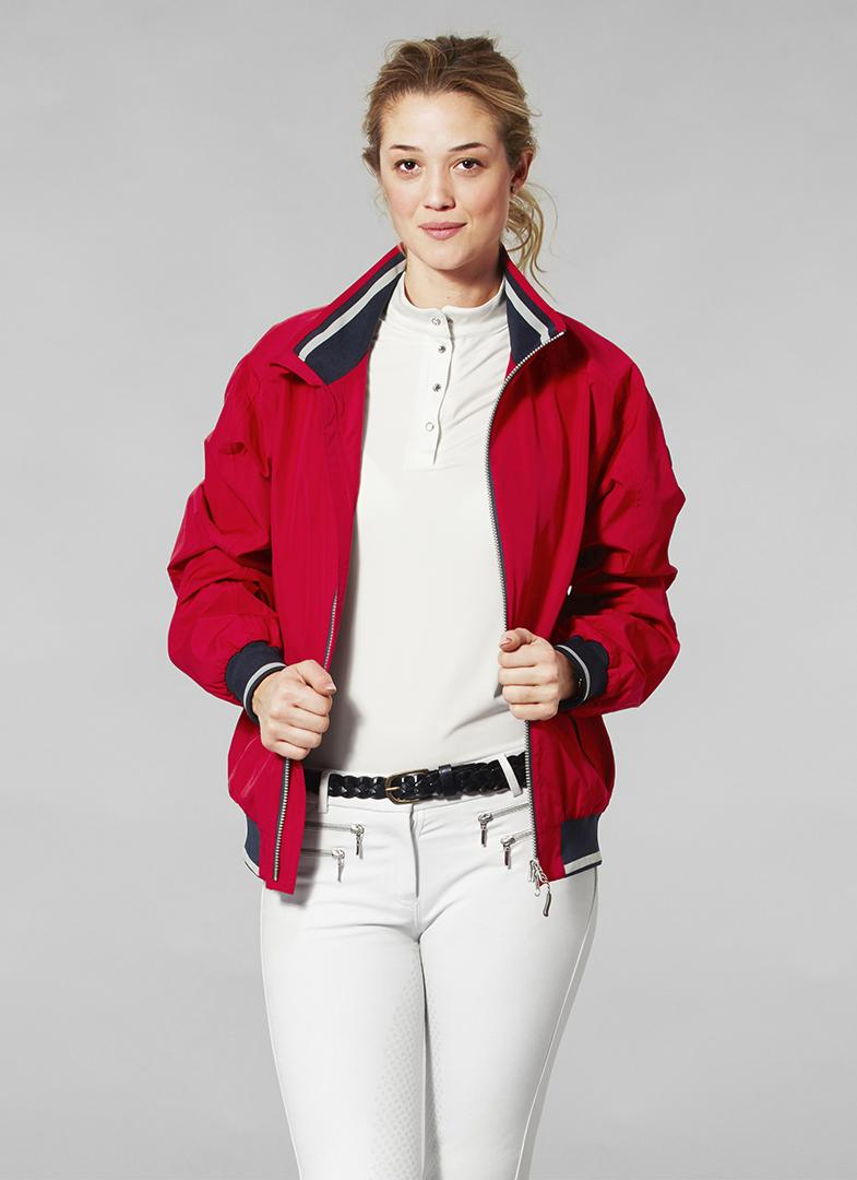 Red Riding Jacket