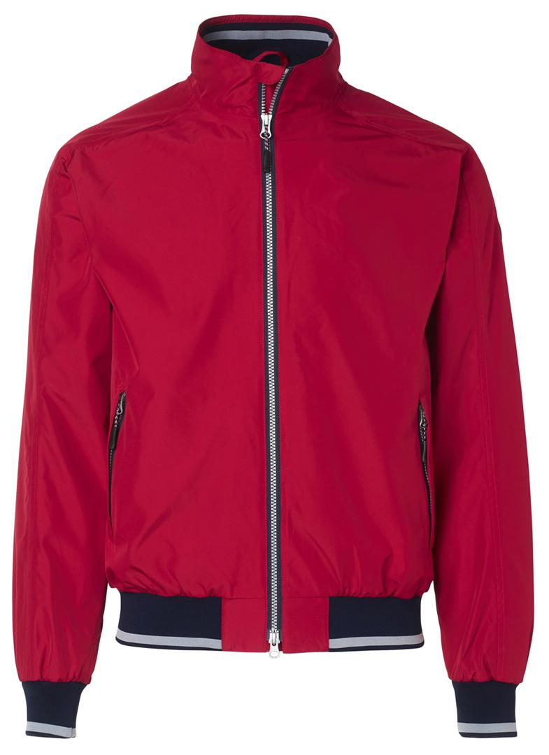Red Horse Riding Jacket
