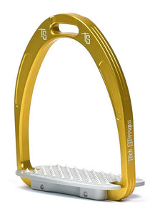 Tech Stirrups Gold
