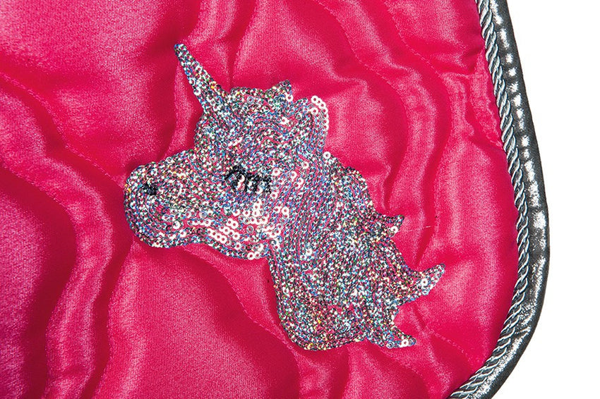 Unicorn Saddle Cloth