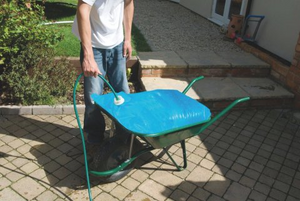 Water Container for H2GoBag Wheelbarrow