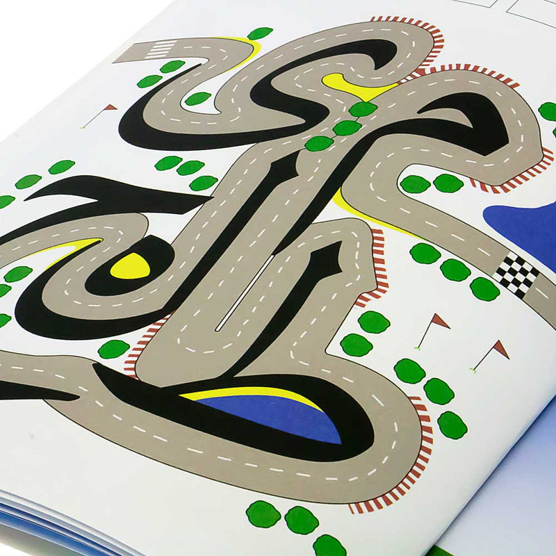 Arabic Letters Activity Book - Learning Roots