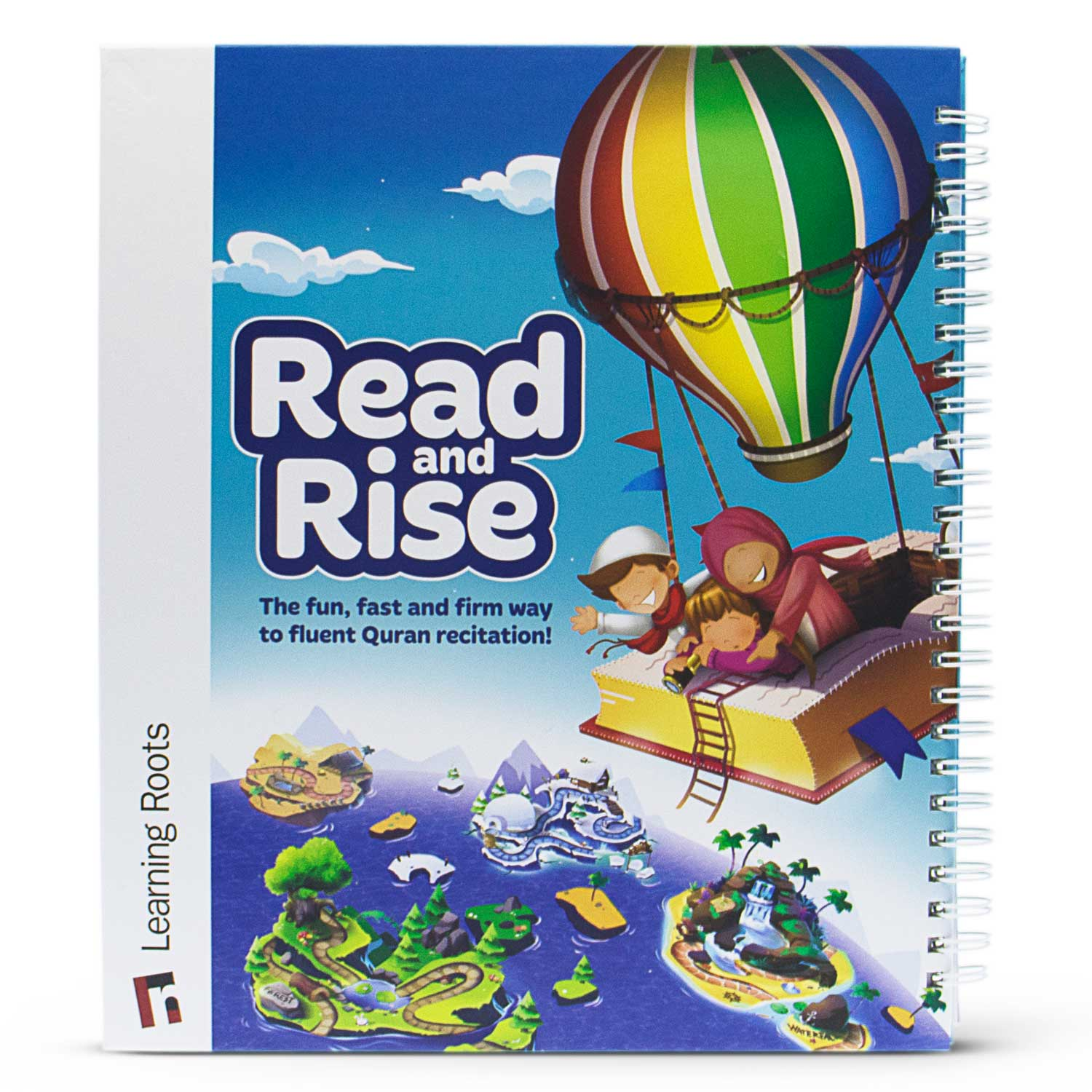 Read & Rise - Learning Roots
