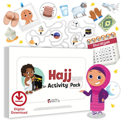 Hajj Activity Pack (Digital Download)