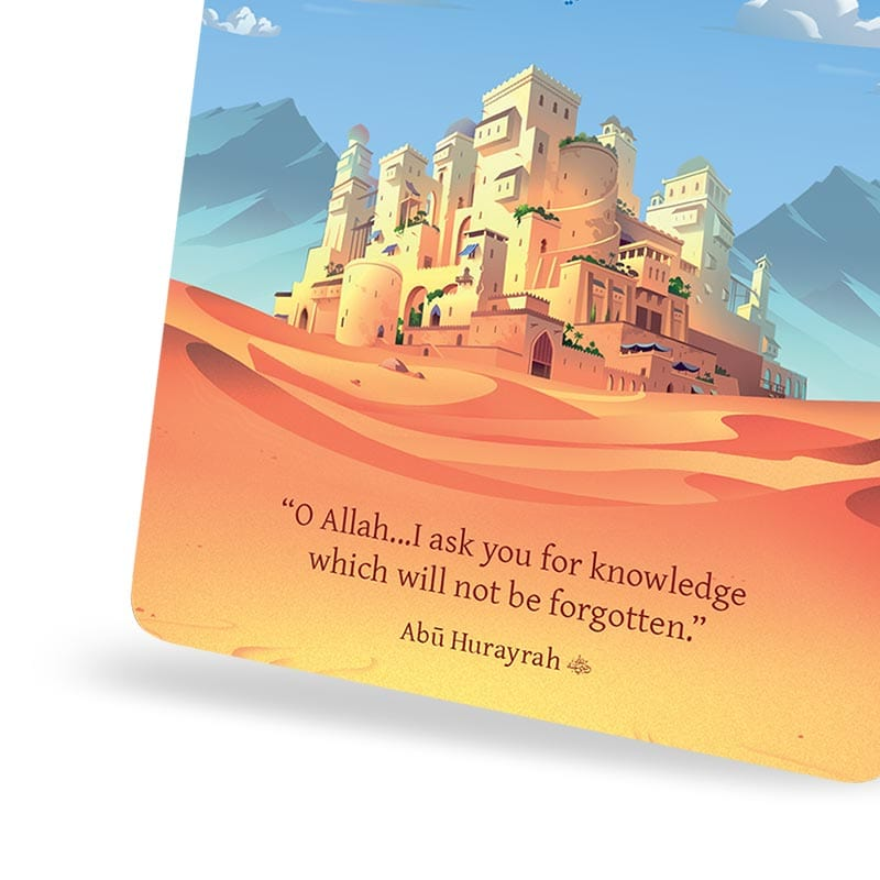 Sahaba Cards - Learning Roots