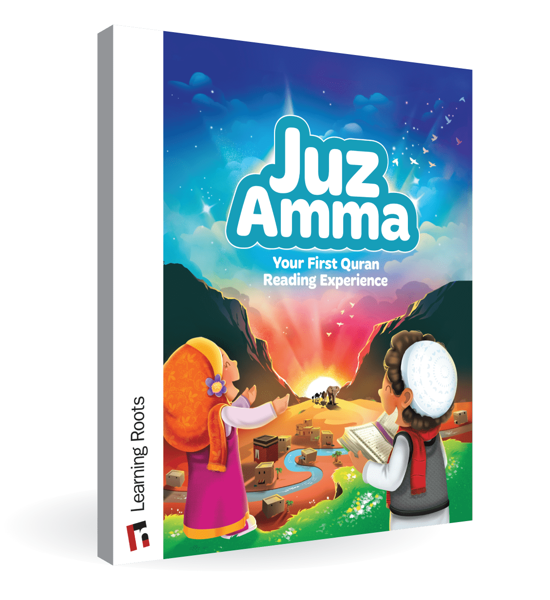 Juz Amma - Learning Roots