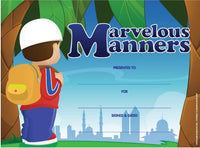 Marvellous Manners (25 Pack - A4) - Learning Roots