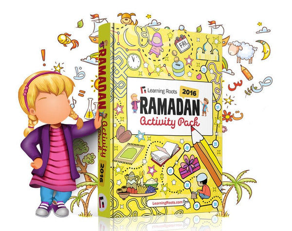 BUMPER Ramadan Kids Activity Pack 2016 - Learning Roots