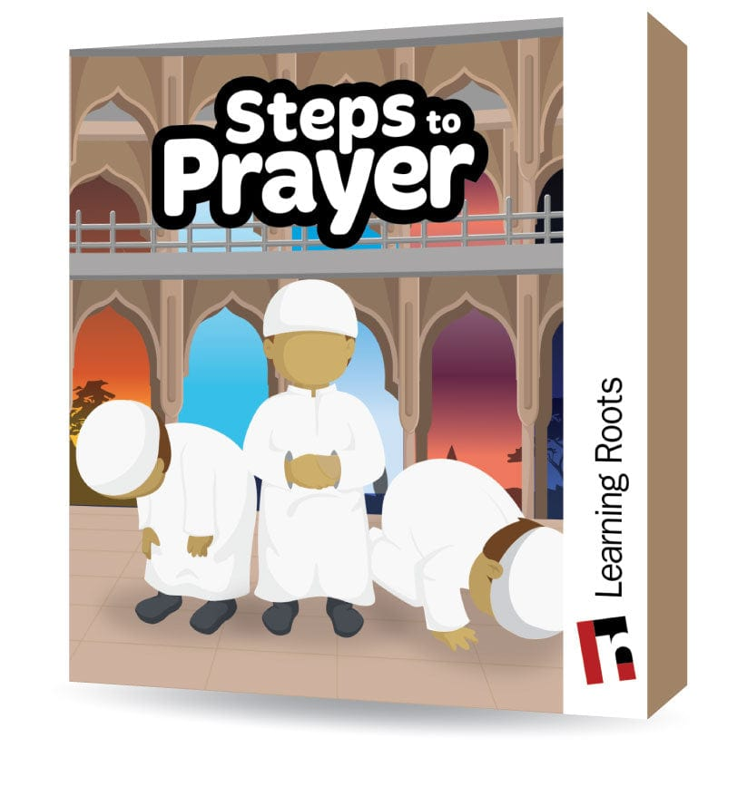 Steps to Prayer