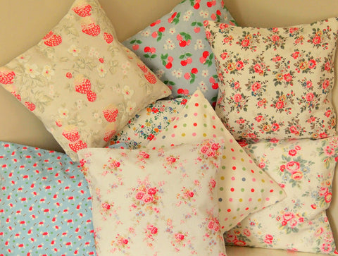 "Cath Kidston Fabric. 16""/40cm Cushion Covers CLICK FOR OPTIONS - Jessica Anna Home"