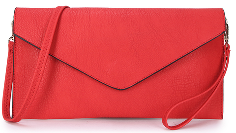Red Envelope Clutch