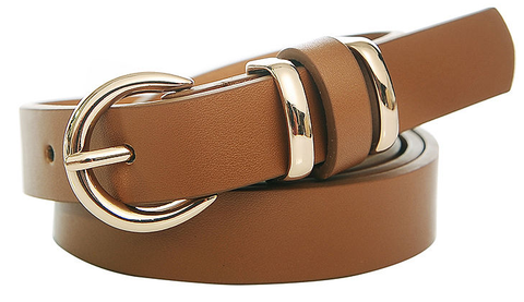 Tan Keeper Belt