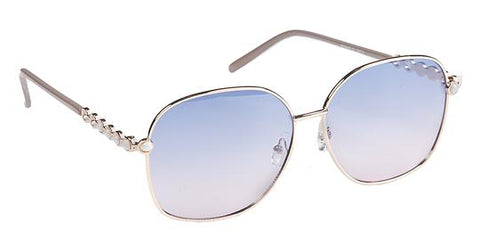 Bonnie Sunglasses - Rose Gold