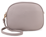 Grey Darcey Strap Bag. Choose Your Strap!