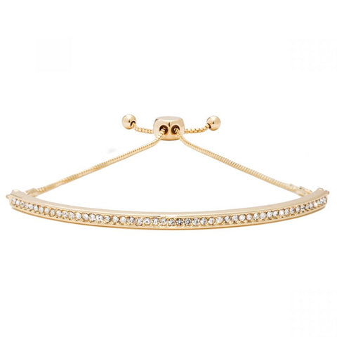 Delicate Diamante Friendship Bracelet