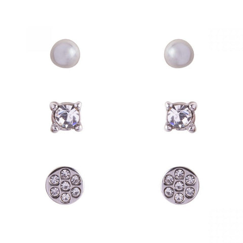 3 Piece Earring Set