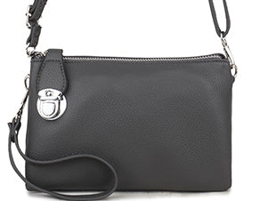 Dark Grey Ava Bag