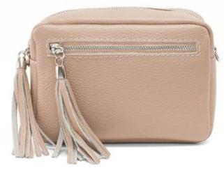 Willow Bag, Blush Leather
