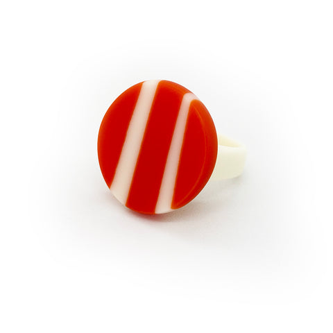 Candy Stripes Rings