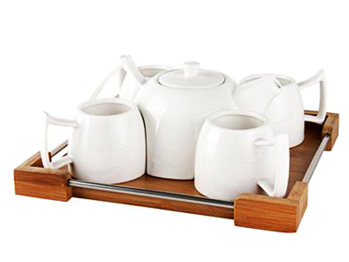 Tea For Four - The Chic Pad - 1