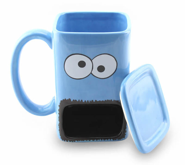 Cookie Monster Mug - The Chic Pad - 2