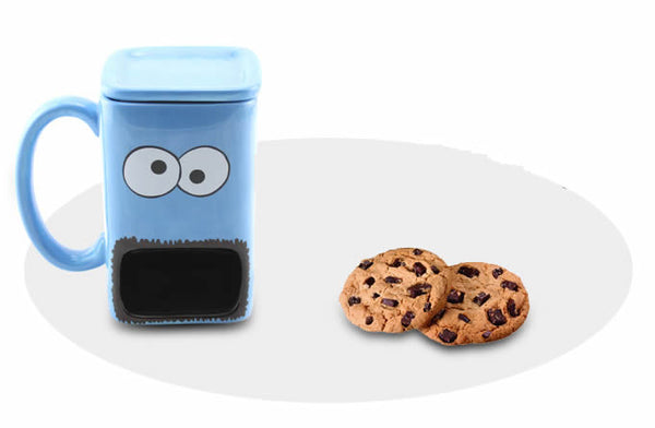 Cookie Monster Mug - The Chic Pad - 3