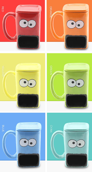 Cookie Monster Mug - The Chic Pad - 9